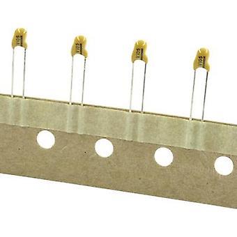 TANCAP CA42-225M025AA Tantalum capacitor THT 2.5 mm 2.2 µF 25 V 20 % (W x H) 4 mm x 14 mm 1 pc(s)