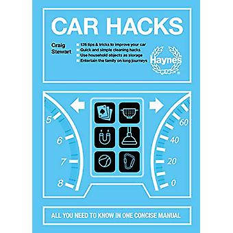 Car Hacks - All you need to know in one concise manual by Craig Stewar