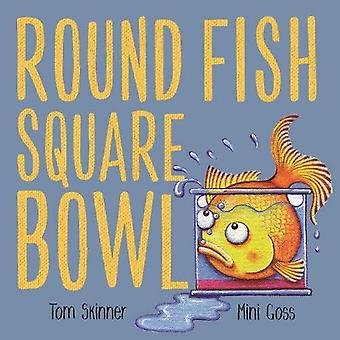 Round Fish Square Bowl by Tom Skinner - 9781912076093 Book