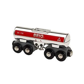 BRIO Tank Wagon 33472 for Wooden Tain Set