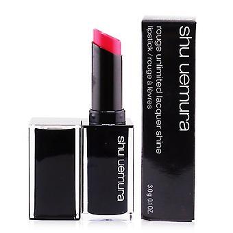Shu Uemura Rouge Unlimited Lacquer Shine Lipstick - # Ls Pk 353 - 3g/0.1oz