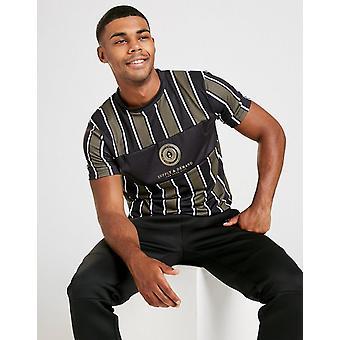 Nieuwe Supply & Demand Men's Harriot T-shirt Groen