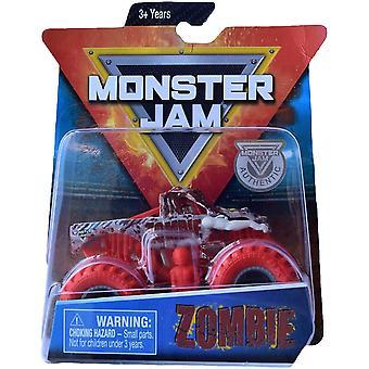 Monster Jam 1:64 Scale - Zombie