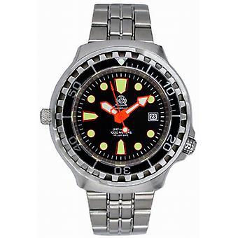 Tauchmeister T0078M combat duikhorloge 1000 meter