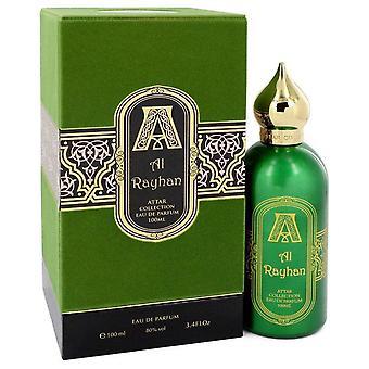 Al rayhan eau de parfum spray (unisex) by attar collection 551365 100 ml