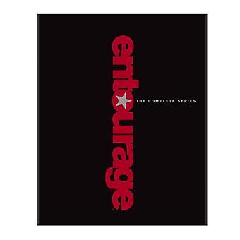 Entourage - Importera Entourage-komplett serie [DVD] USA