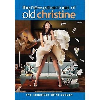 Novas aventuras da velha Christine: Season 3 importação EUA [DVD]