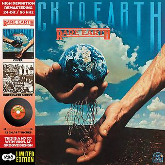 Rare Earth - Back to Earth [CD] USA import