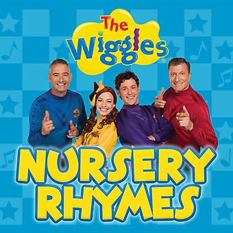 Wiggles - barnerim [DVD] USA importere