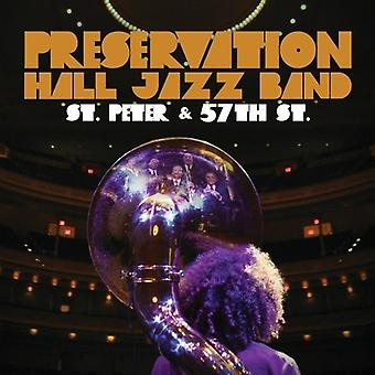 Preservation Hall Jazz Band - St Peter & 57th st. [CD] USA import