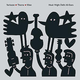 Yorkston / Thorne / Khan - Neuk Wight Delhi All-Stars [Vinyl] USA import
