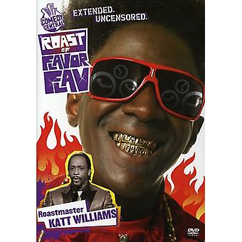 Comedy Central Roast of Flavor Flav: Uncensored [DVD] USA import
