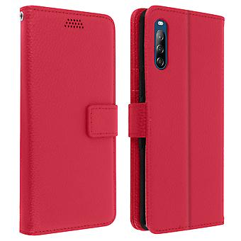 Sony Xperia L4 Folio Case with Video support - Pink