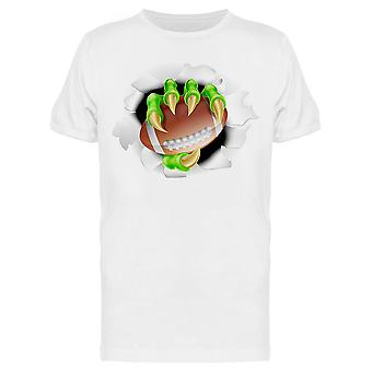 Football Claw  Tee Men's -Image by Shutterstock