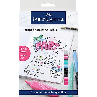 Faber Castell Bullet Journaling Starter Set (9kpl) (FC-267125)