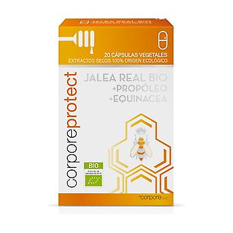 Royal Jelly Bio 20 capsules of 495mg