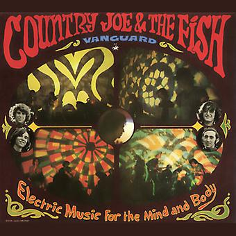 Country Joe & the Fish - Electric Music for the Mind and Body [Vinyl] USA import
