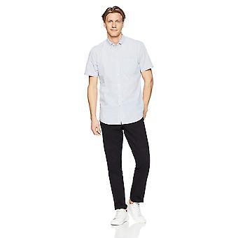 Goodthreads Men's Slim-Fit 5-Pocket Chino Pant, Noir, 32W x 34L