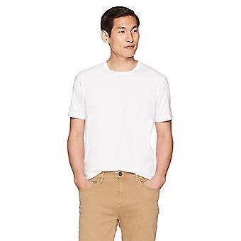 "Goodthreads Men's ""The Perfect Crewneck T-shirt"" Kortærmet bomuld, hvid, X-Small"