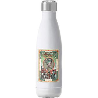 The Outer Worlds Auntie Cleos Better Than Nature Poster Insulated Stainless Steel Water Bottle