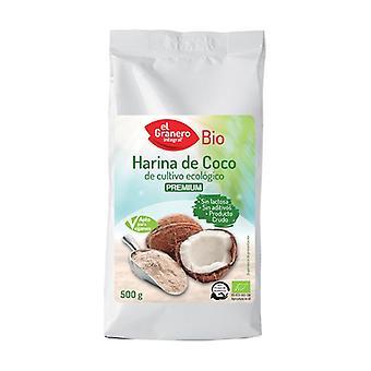 Ekologiskt kokosmjöl 500 g