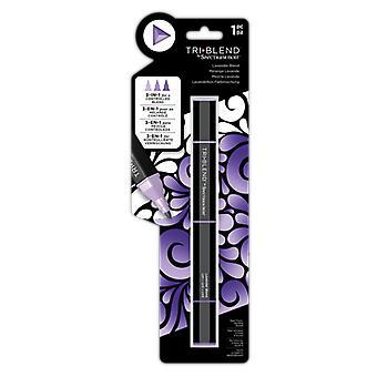 Spectrum Noir Triblend Marker Lavender Blend