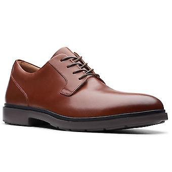 Clarks Un Tailor Tie Mens Lace Up Shoes
