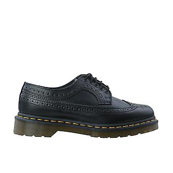 Dr Martens Black Smooth YS 3989 22210001 universal all year men shoes