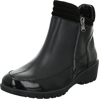 Waldläufer Kamela 675803308001 chaussures universelles pour femmes d'hiver