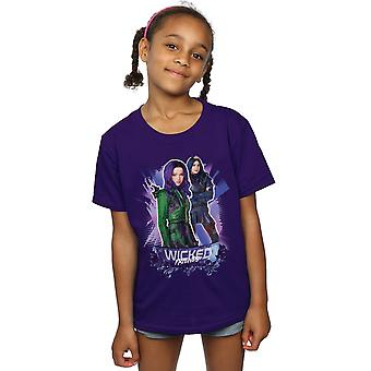 Disney Girls Descendants Wicked Friends T-paita
