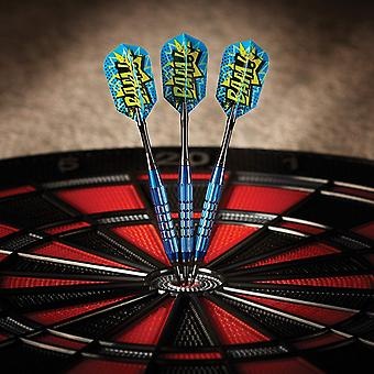 20-2201-18, Viper Comix BAM! Soft Tip Darts Blue 18 Grams - Pack of 2
