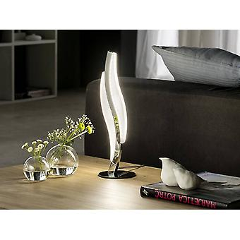 Schuller Sintra - Geïntegreerde LED-tafellamp Chroom