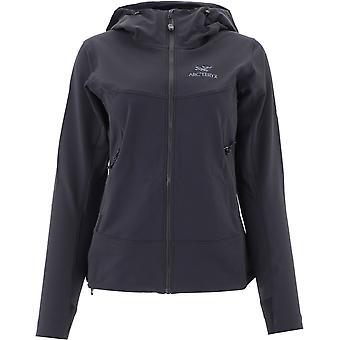Arc'teryx 17311gammablack Donna's Giacca outerwear in nylon nero