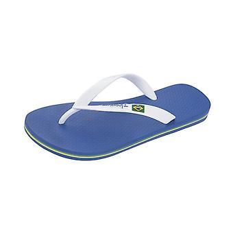 Ipanema Flagge II Herren Flip Flops / Sandalen - blau weiß