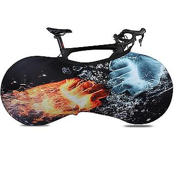 Bike Protector Anti Dust FahrradAbdeckung für Räder Rahmen - Kratzfest Aufbewahrungstasche Schutzausrüstung
