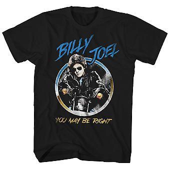 Billy Joel T-paita Saatat olla oikeassa Billy Joel paita