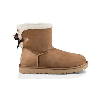 UGG - chaussures - bottines - MINI_B_BOW_II_1016501_CHSNT - dames - sienne - 38