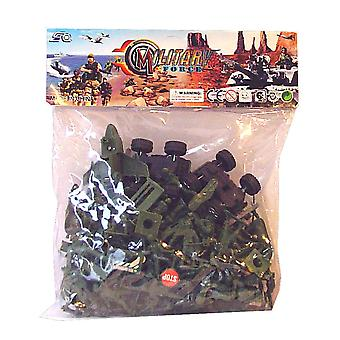 Military Toy Soldiers Vehicles & Accessories