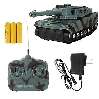 1:22 Rc Tank- Radio Remote Control Tank Toy For (383)