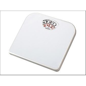 Terraillon mekaaninen kylpy asteikko zoom dial valkoinen T101