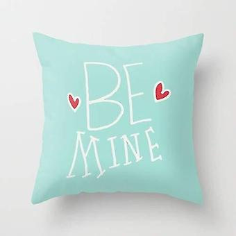 Be Mine Coussin / oreiller Couverture