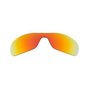 Polarized Replacement Lenses for Oakley Probation Sunglasses Anti-Scratch Red
