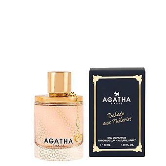 Agatha Paris Balade aux Tuileries Eau de Parfum 50ml EDP Spray