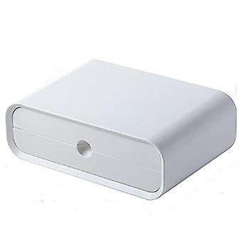 רב פונקציות צג שולחני לעמוד מחשב מסך Riser מחשב נייד מחזיק מעמד