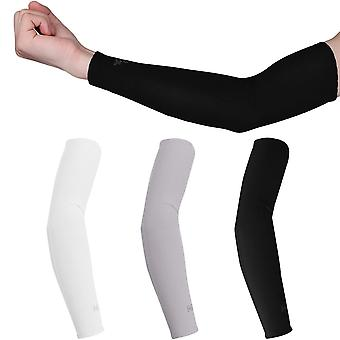 Arm Warmers Safety Sleeve Sun Uv Protection Arm Cover Cooling Warmer Running