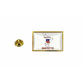 pine pine pine badge pine pin-apos;s country flag map YT mayotte