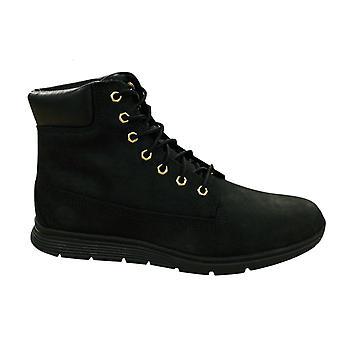 Timberland Killington Black Nubuck Leather Lace Up Womens Boots A18WI X9A