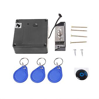 Invisible Electronic Rfid Lock And Keys