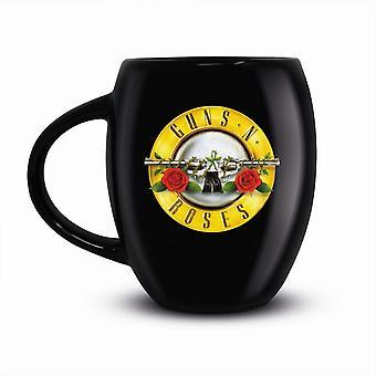 Guns N Roses Bullet Logo Muki