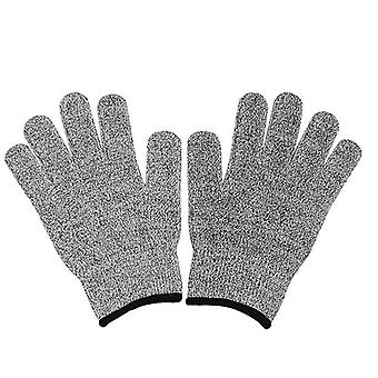 Cut Resistant Hand Glove, Household Food Grade, Protection Safety Work